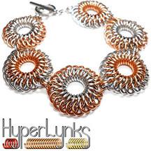 HyperLynks Sunburst Weave Bracelet Kit