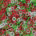 """Yule Tide Anodized Aluminum Mixes - 16 Gauge (3/64"""" or 1.2mm) - AWG Imperial"""