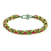 3 Color Anodized Aluminum Byzantine Bracelet Kit - Margaritaville