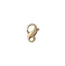 Bronze Figure 8 Lobster Clasp