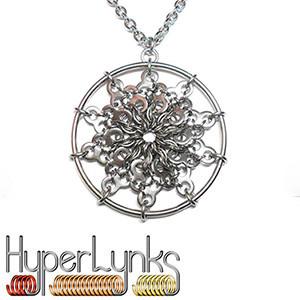 HyperLynks - Sun Machine Pendant