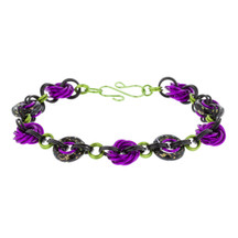Eye of Newt - Inspiral  Chainmaille Bracelet Kit