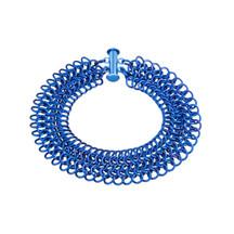 Blue Moon European 4-in-1 Chain Maille Bracelet Kit