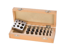 Deluxe Disc and Doming Set, 22 pieces