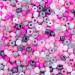 Pink Camo Bead Mix