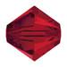 Light Siam 5mm Swarovski® Crystal Bicones (5328)