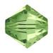 Peridot 5mm Swarovski® Crystal Bicones (5328)