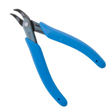 Xuron-486 Bent nose pliers - 90 degree tip