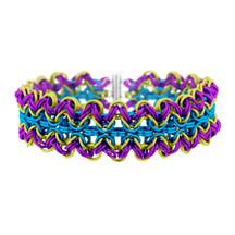 Jitterbug Ric-Rac Chainmaille Bracelet Kit