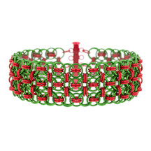 Holly Helm Cuff Chainmaille Bracelet Kit