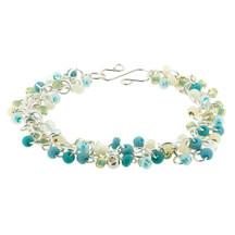 Aqua Mist Shaggy Loops Bracelet Kit
