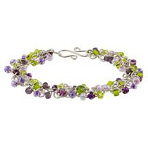Lavender Fields Shaggy Loops Bracelet Kit