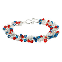 Old Glory Shaggy Loops Bracelet Kit
