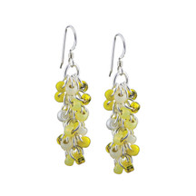 Lemon Drop Shaggy Loops Earrings Kit