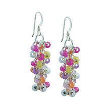 Sherbet Shaggy Loops Earrings Kit
