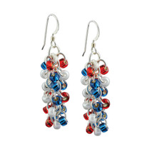 Old Glory Shaggy Loops Earrings Kit