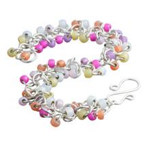 Sherbet Shaggy Loops Bracelet Kit