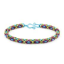 3-Color Byzantine Bracelet Kit - Frolic