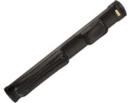 Pro Series PRSE-22AC 2x2 Black Croc Leatherette Pool/Billiards Hard Cue Case
