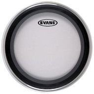 "Evans EMAD2 Series BD22EMAD2 Bass Drumhead Two Ply 22"" Clear Drumhead Drum Head"