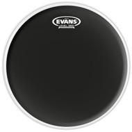 """Evans B13ONX2 13"""" 2 ply coated black drum head"""