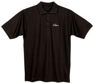 Zildjian Cymbals Classic Ultra-soft Black Polo Shirt