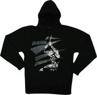 Zildjian Cymbals Classic Black Drummer's Zip Hoodie Jacket