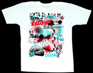Zildjian Cymbals Scatter Brain Tee T-Shirt - All Sizes