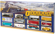 Bachmann HO Scale Overland Limited Train Set Union Pacific