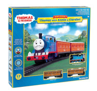Bachmann HO Scale Thomas Annie & Clarabel Train Set - Thomas & Friends
