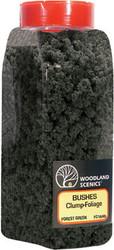 Woodland Scenics Model Railroad Landscape Bushes Foliage Shaker Forest Green