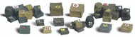 Woodland Scenics O Scale Scenic Accents Figures/People Set Assorted Crates