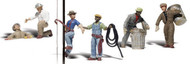 Woodland Scenics N Scale Scenic Accents Figures/People Set City Workers (6)