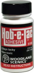 Woodland Scenics Model Railroad Landscape Hob-E-Tac Adhesive/Glue 2oz. Bottle