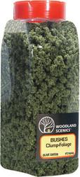 Woodland Scenics Model Railroad Landscape Bushes Foliage Shaker Olive Green