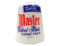 Tweeten Master Velvet Glide Hand Cone Billiard Chalk Talc