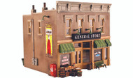 Woodland Scenics O Scale Pre-Fab Building/Structure Kit Lubener's General Store