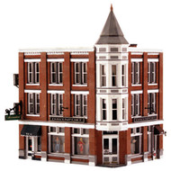 Woodland Scenics O Scale Built-Up Building/Structure Davenport Dept. Store