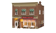 Woodland Scenics O Scale Built-Up Building/Structure Emilio's Italian Restaurant
