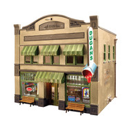 Woodland Scenics O Scale Built-Up Building/Structure Dugan's Paint Store
