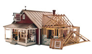 Woodland Scenics O Scale Pre-Fab Building/Structure Kit Country Store Expansion