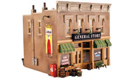 Woodland Scenics O Scale Built-Up Building/Structure Lubener's General Store