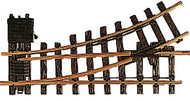 LGB G Scale Track System - R1 30-Degree Manual Turnout 4.25' Diameter Left Hand