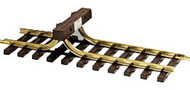 LGB G Scale Track System - Old Timer Track Bumper