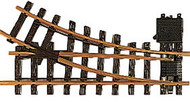LGB G Scale Track System - R1 30-Degree Manual Turnout 4.25' Diameter Right Hand