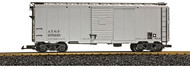 LGB G Scale 40ft. Steel Box Freight Car Atchison Topeka & Santa Fe/ATSF #205228