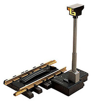 LGB G Scale Track System - Electric Uncoupler Track Section - 5.9in. (150mm)