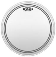 """Evans EC2 Series B14EC2S Batter Two Ply 14"""" Coated Drumhead Drum Head"""