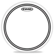 """Evans EC Series TT10ECR Resonant Single Ply 10"""" Clear Drumhead Drum Head"""