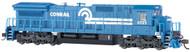 Bachmann N Scale GE Dash 8-40C Diesel Locomotive (Standard DC) Conrail/CR #6025